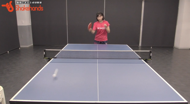 【2018振り返り】林幸菜!フォア表で破壊力あるボールを打つ_表紙