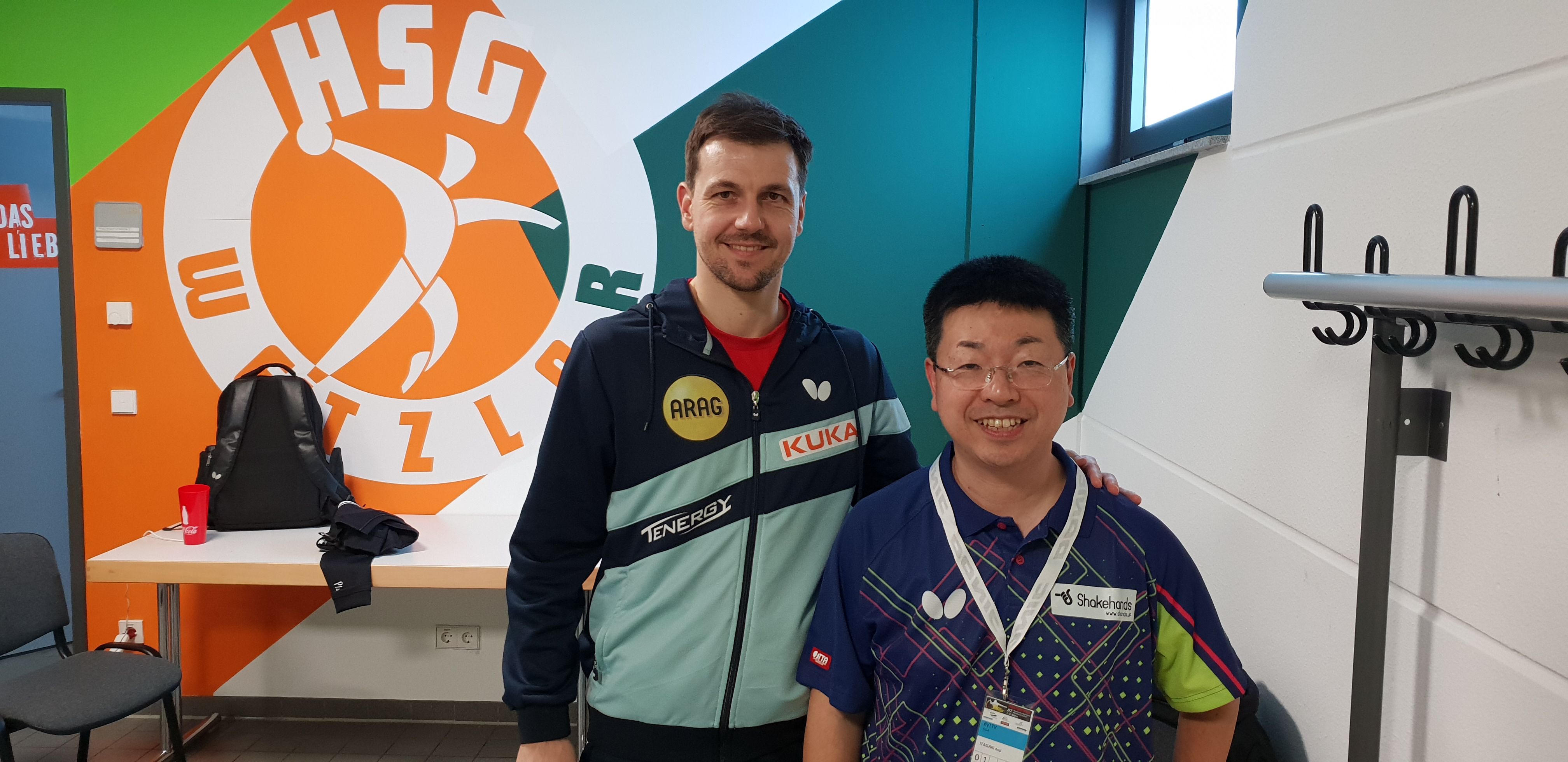 全ドイツ選手権と世界選手権日本代表選考会