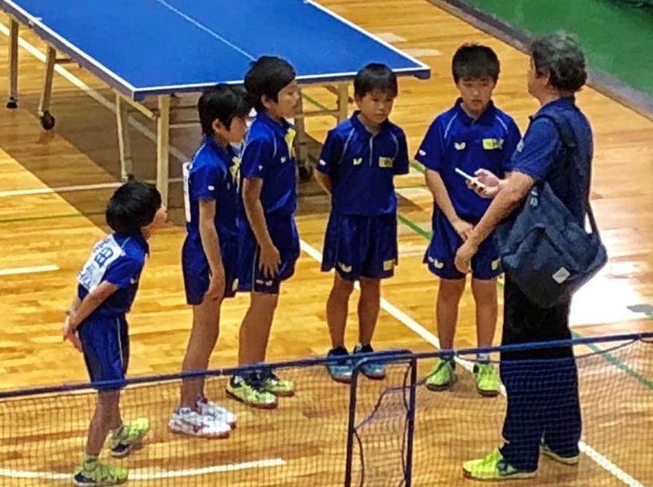 悔しい結果。 全国卓球ホープス東京都予選
