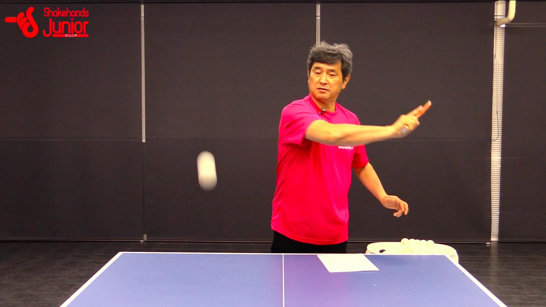 【平岡ジュニア】ボール投げで覚える2つのスイング