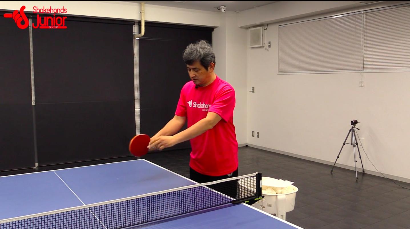 【平岡ジュニア】一人でできる練習方法