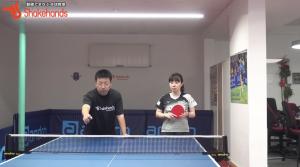 【森薗美咲×板垣孝司】緊張感ある練習で、得点率UP!!!