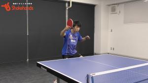 【池田亘通】ラージボールを解説。入門者から勝ちたい選手、必見!