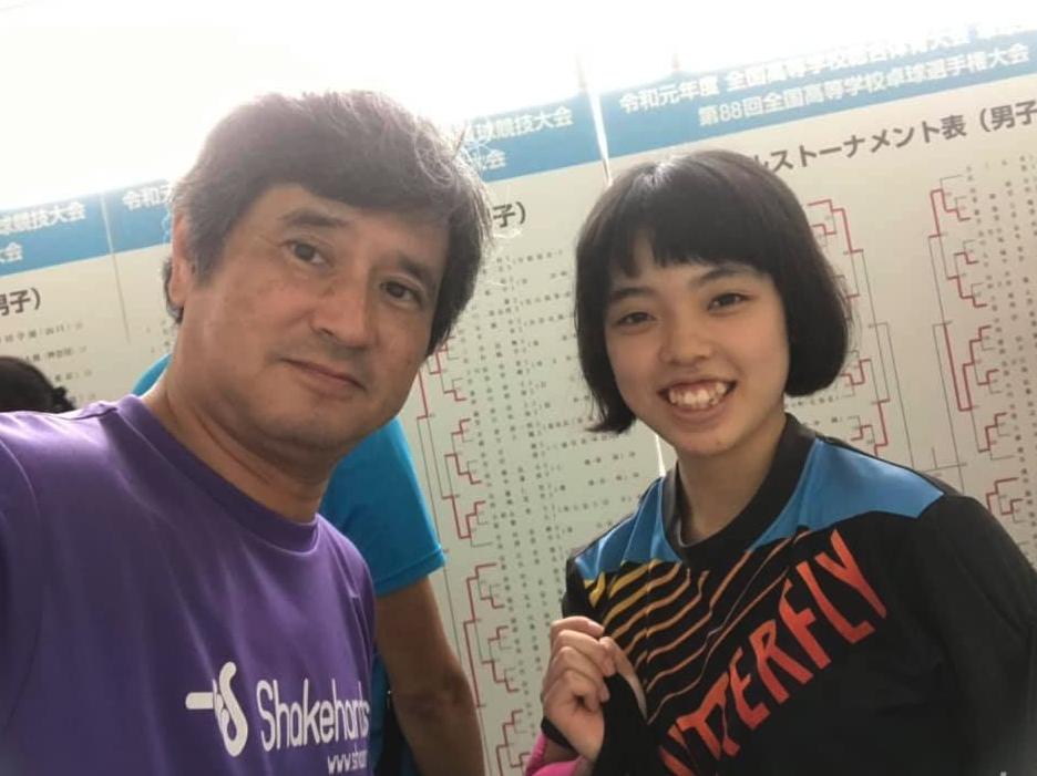 【インターハイ】卓球男子・女子選手の卓球の総括