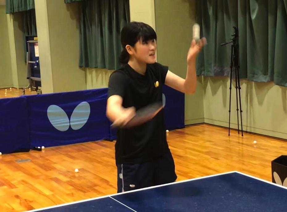 『戦術ありき』 の卓球指導方針