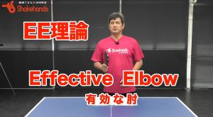 【平岡義博】肘の使い方の新理論。ドライブ、サーブをスムーズに!