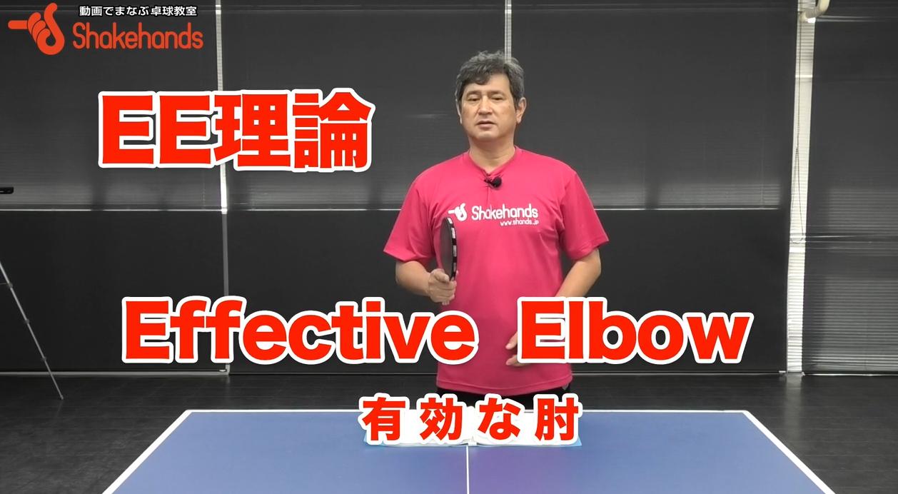 【2019振り返り】【平岡義博】肘の使い方の新理論。ドライブ、サーブをスムーズに!