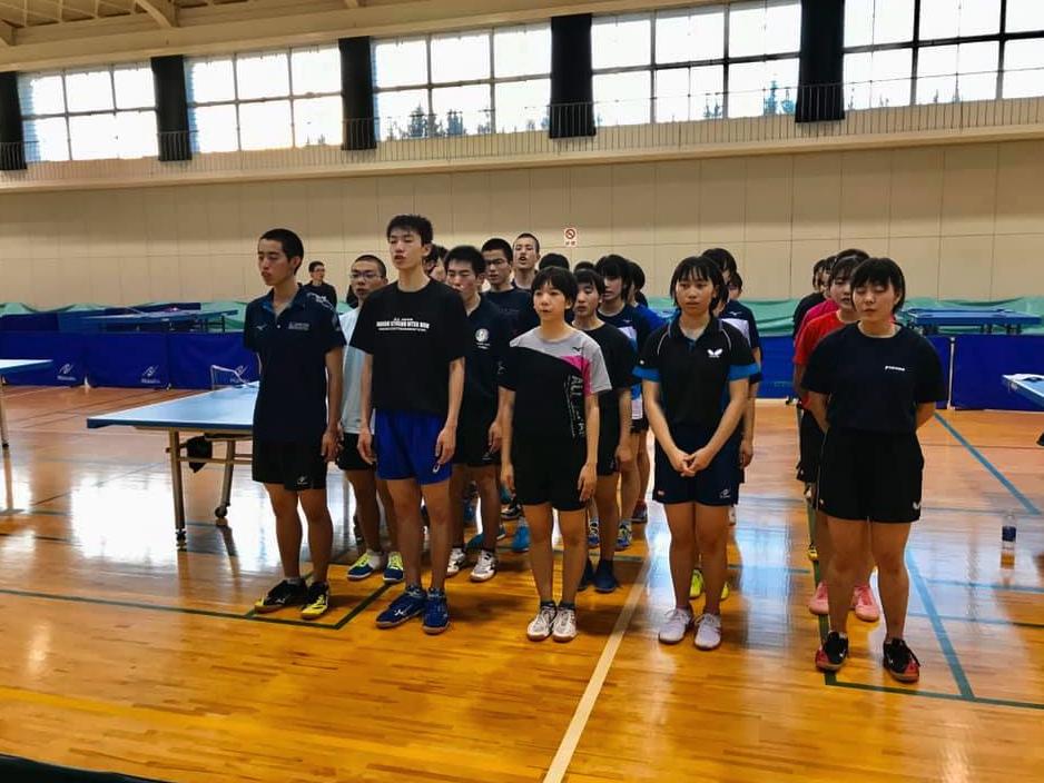 宮崎県高体連の強化講習会