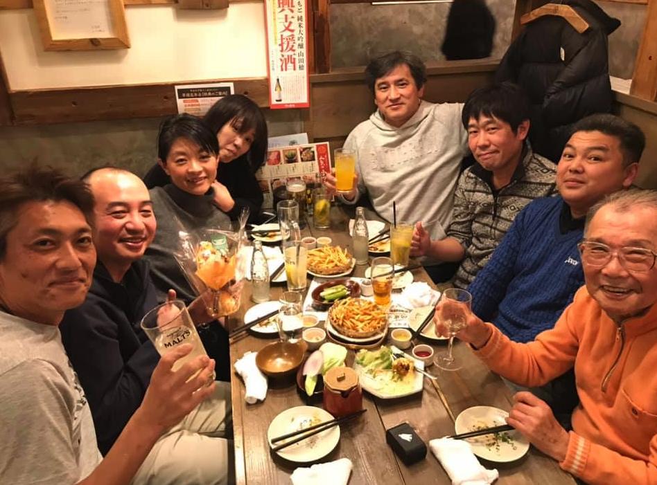 宇田幸矢の世界ジュニア混合ダブルス優勝のお祝いも