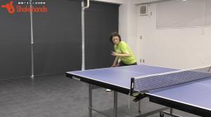 【卓球女子】カットマンは守るだけじゃない。試合で攻撃とカットで相手を惑わせて勝つ!by石垣優香
