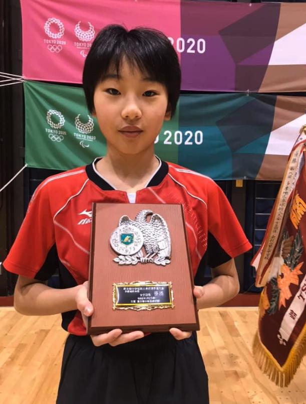 東京都の卓球中学校選抜予選