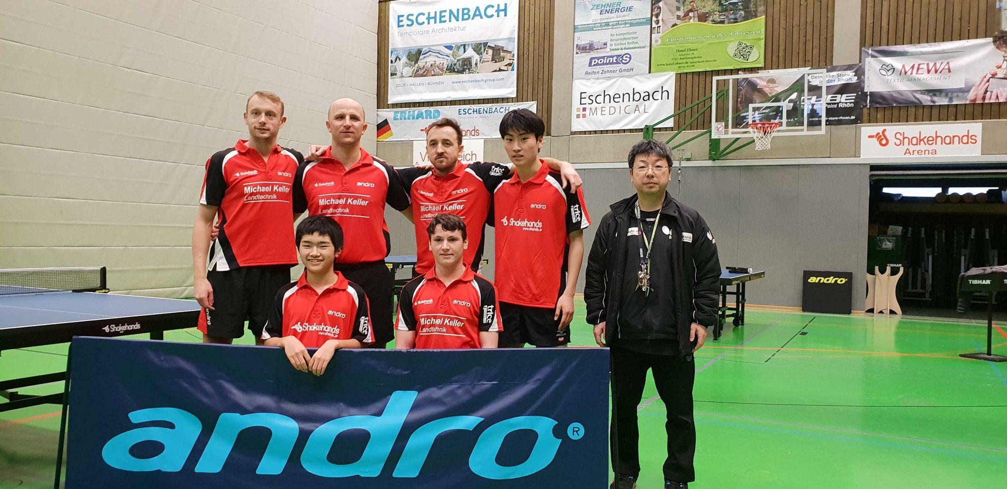 第2チームは村上選手の活躍でリーグ優勝へ王手!エッフェルトリッヒは柏選手の活躍で大逆襲が始まる(か)
