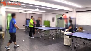 ツッツキ!卓球に必要な上下動とは?by平岡義博