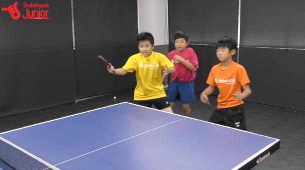 【3人多球練習】楽しいフォア飛びつき練習_表紙