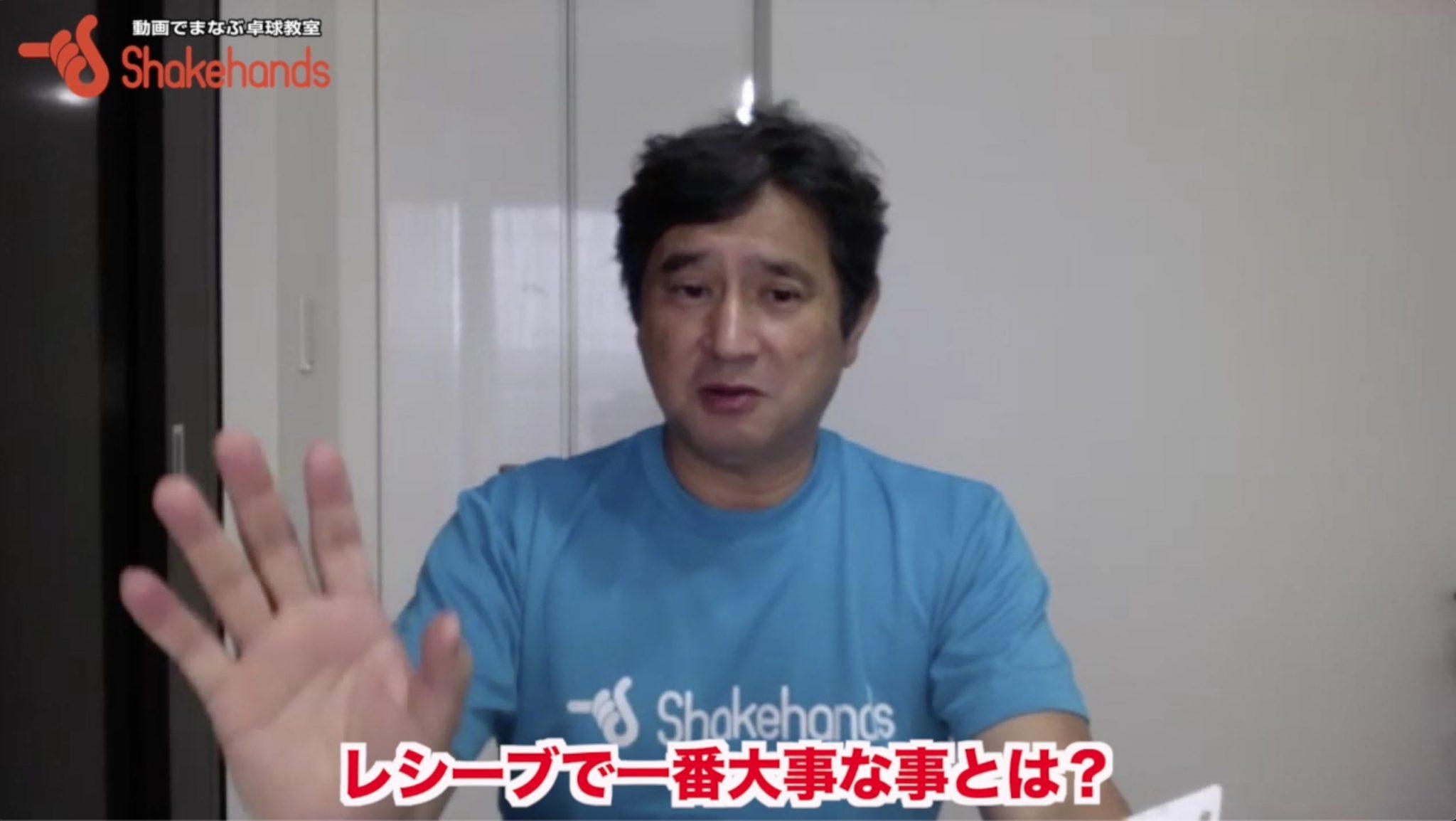 今週は毎朝『レシーブ徹底研究!』ライブ配信中!