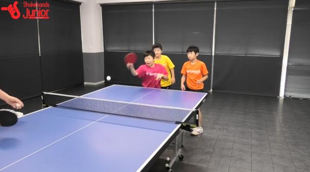 【平岡義博の3人多球練習】フォア前フリックが得意に!_表紙