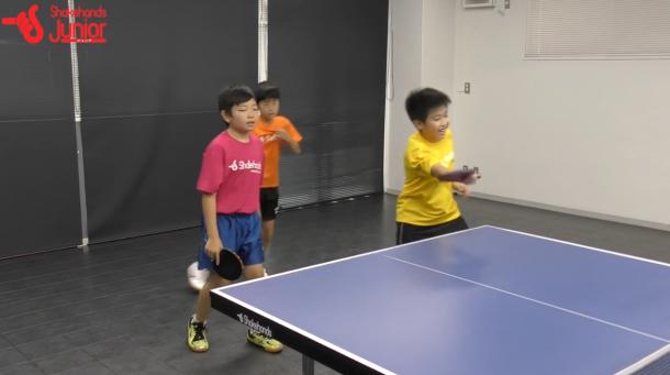 【平岡義博の3人多球練習】フォアサイドからの動きを体で覚える_表紙
