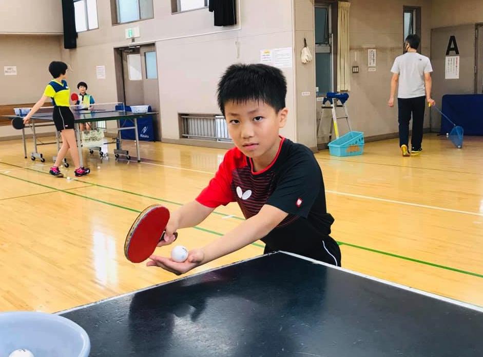 卓球トップ選手の動作には一つ一つ意味が有ります