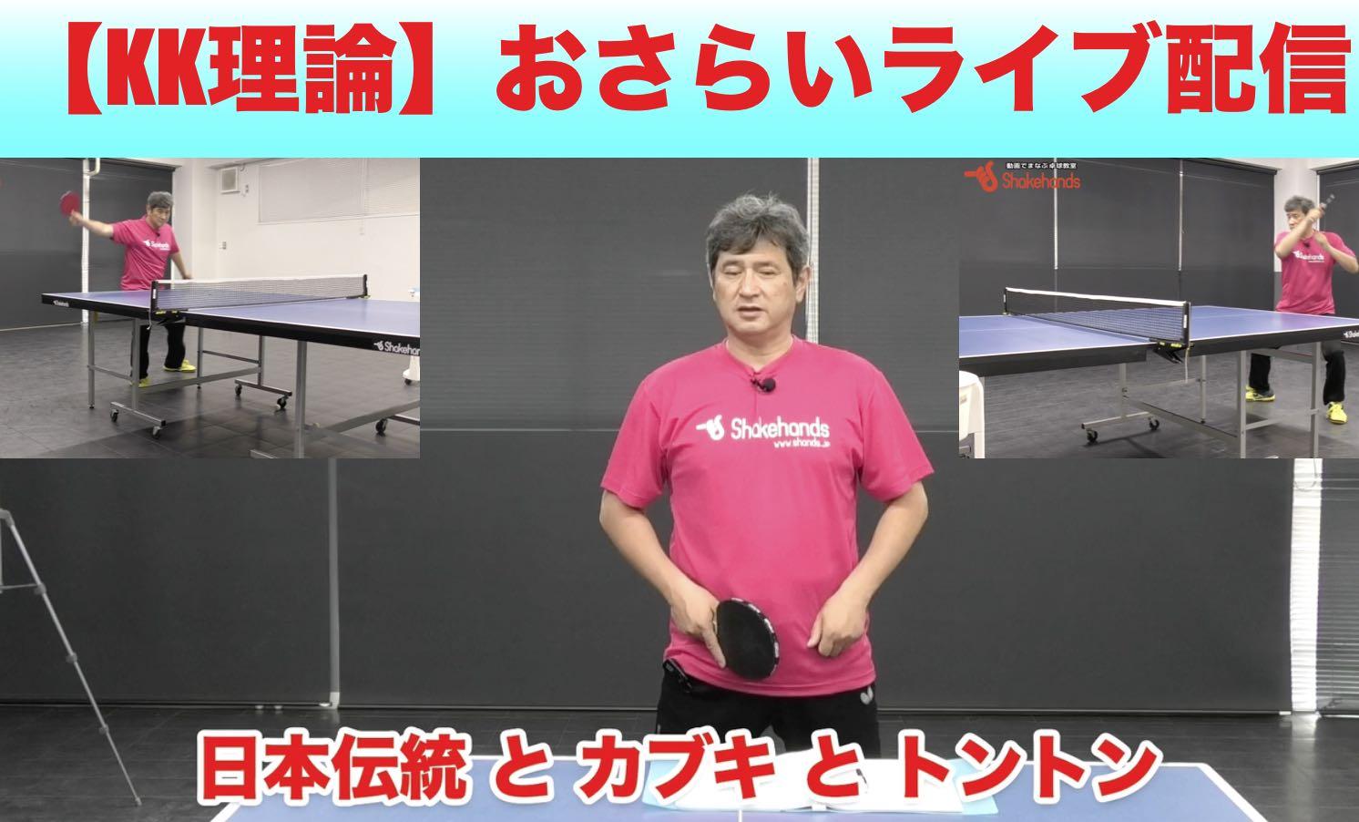【ライブ配信】6/19(金)21:30〜平岡理論おさらいシリーズ『KK理論』