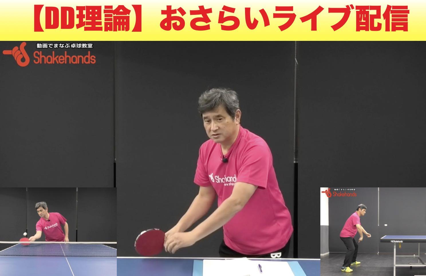 【ライブ配信】7/13(月)22:00〜平岡理論おさらいシリーズ『DD理論』