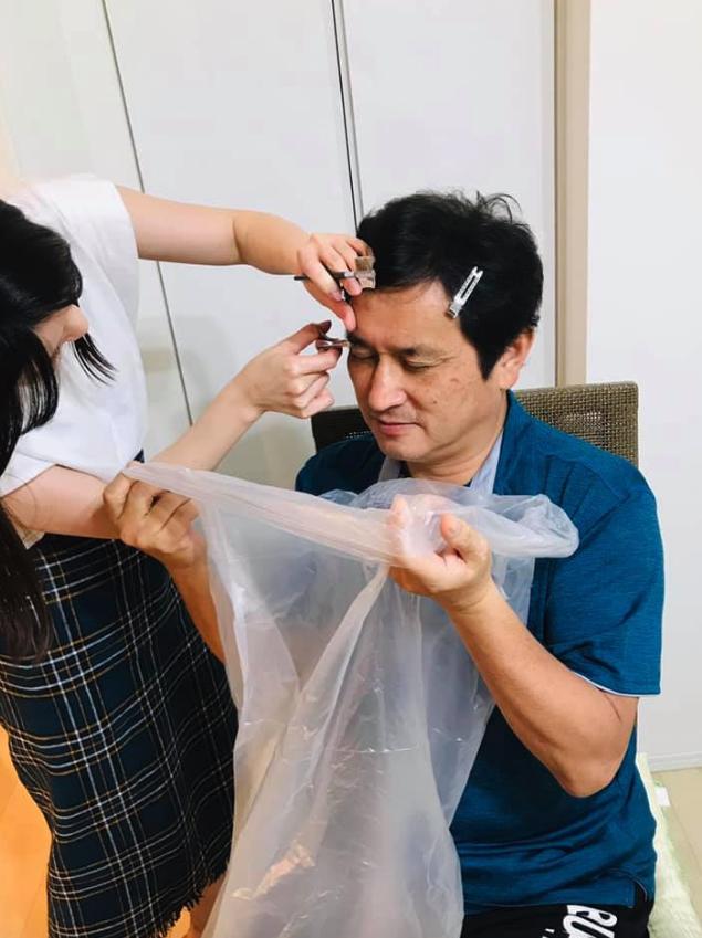 日本トップクラスの ヘアメイクアーティストさんに眉毛を整えてもらいました