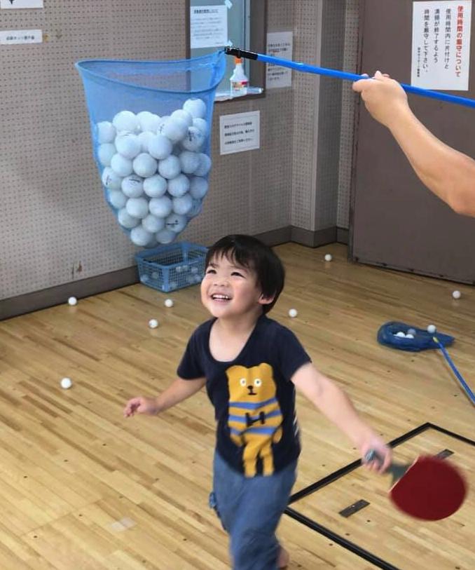 【動画付】卓球右腕と左腕での両ハンド攻撃