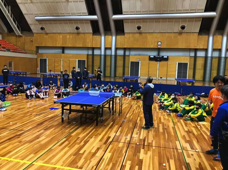 『第11回平岡技術理論を学ぶ会』 思いの丈をぶつける卓球講習会