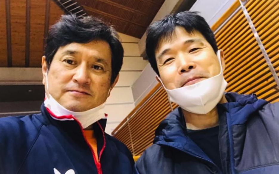 四国卓球ウィンタースクールの講師として 高知県に行きました