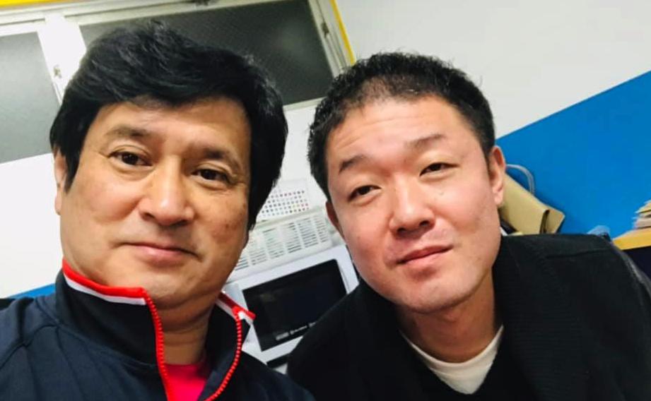 MI青春卓球場オーナーの菅野さんには助けられています