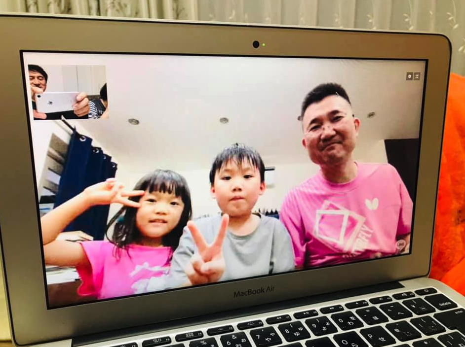 日本の卓球界・業界の情報を 持っている富岡さん