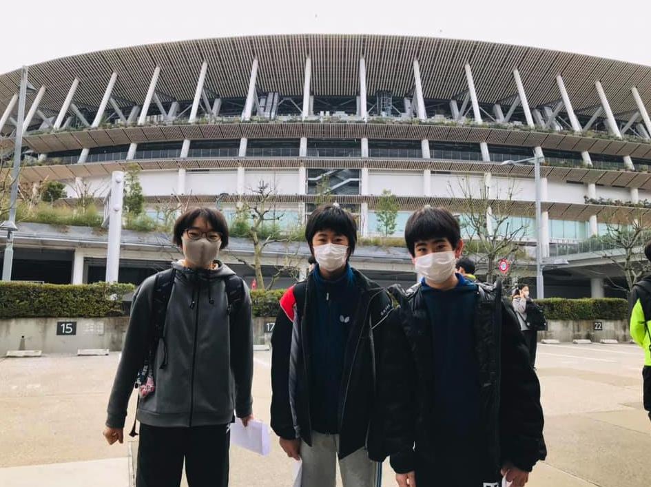 【動画付】東京オリンピックの会場となる東京都体育館で、 試合ができることの幸せ
